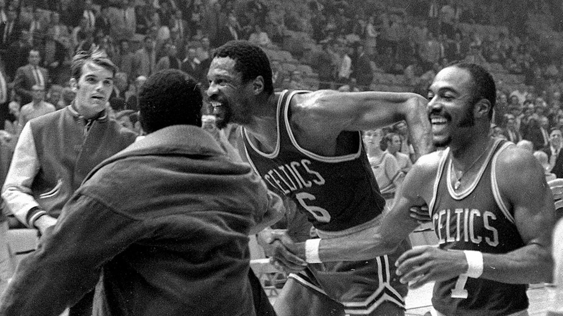 Ranking every NBA Finals rematch, from Bill Russell to LeBron James | Sporting News