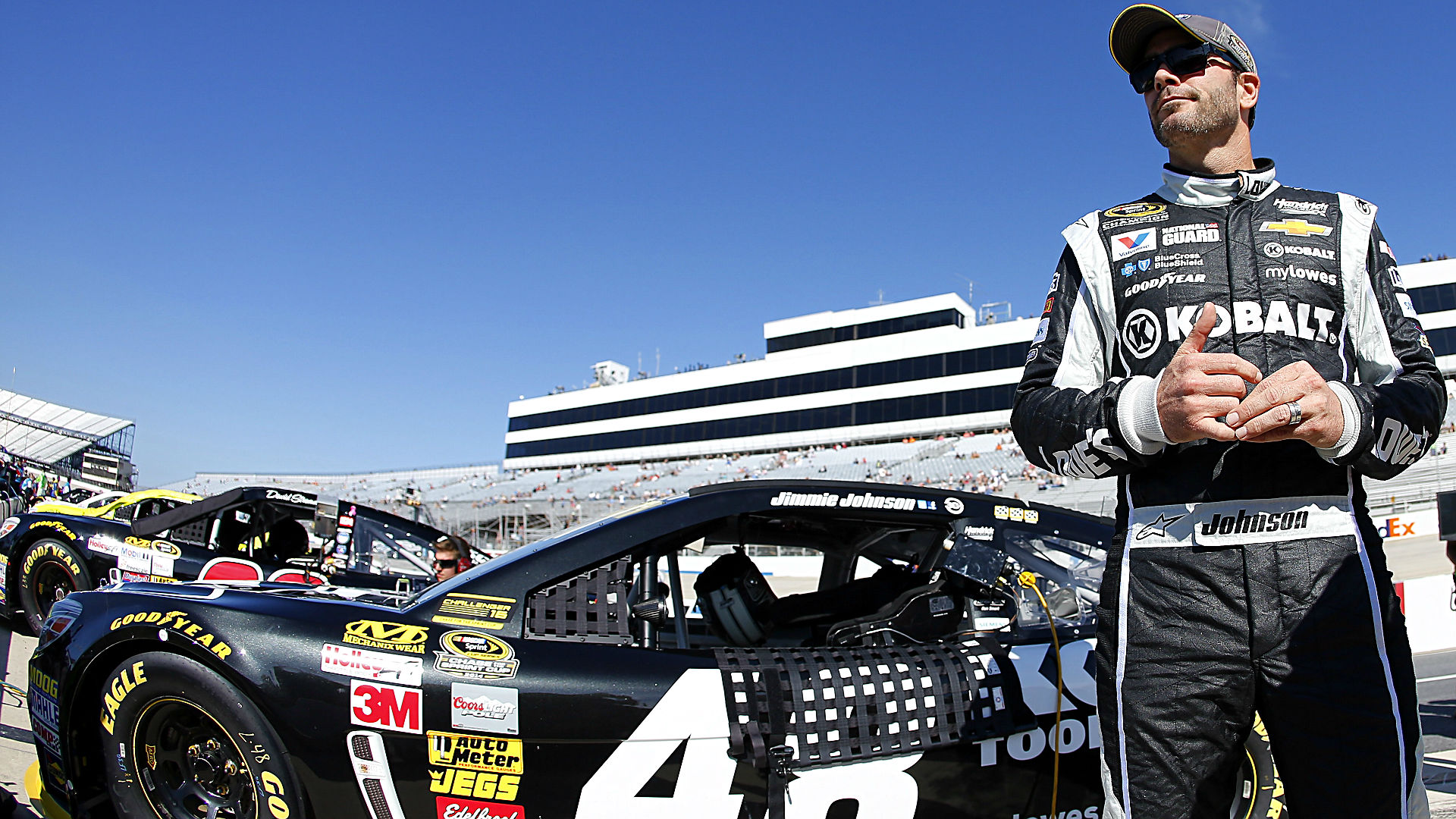 NASCAR odds and driver breakdown – Jimmie Johnson owns Dover