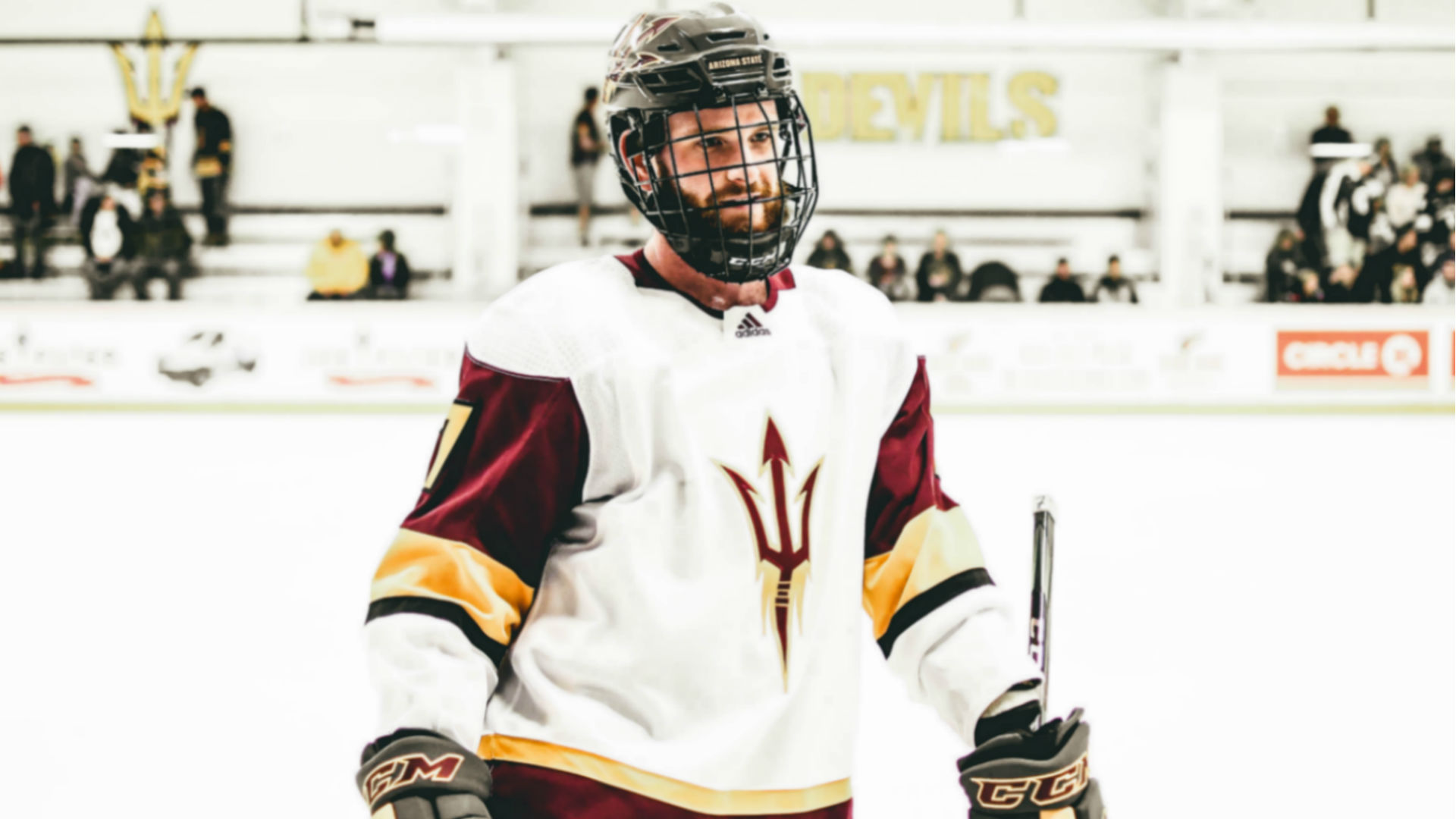 Don't Label Johnny Walker: Arizona State Standout's Unique Style Grows College Hockey In The Desert