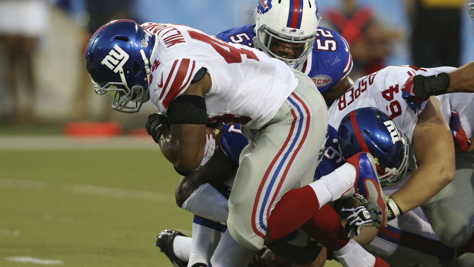 Giants fantasy football sleeper: Off and running...