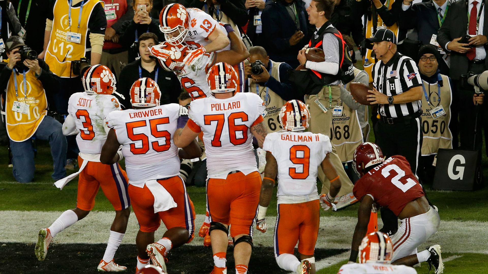 live college football score college football national championship score