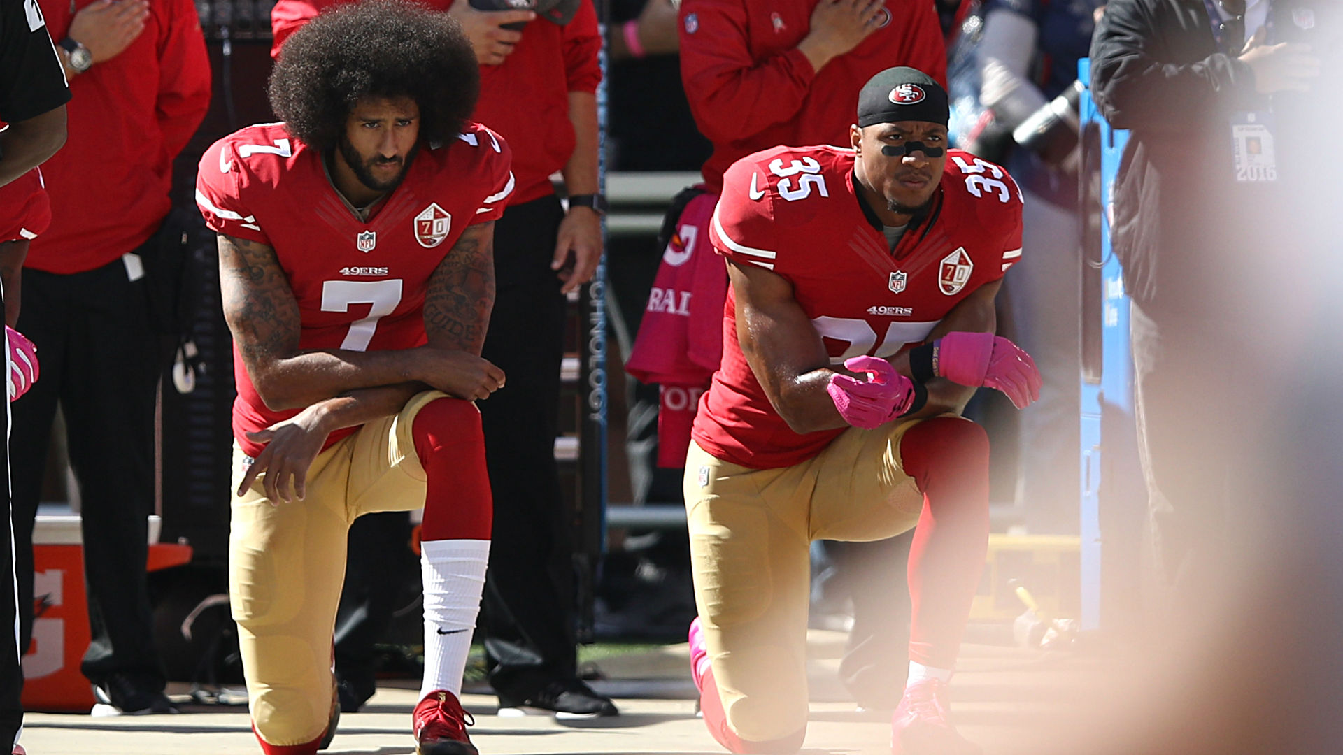 Many questions remain after Colin Kaepernick, Eric Reid's collusion settlement with NFL