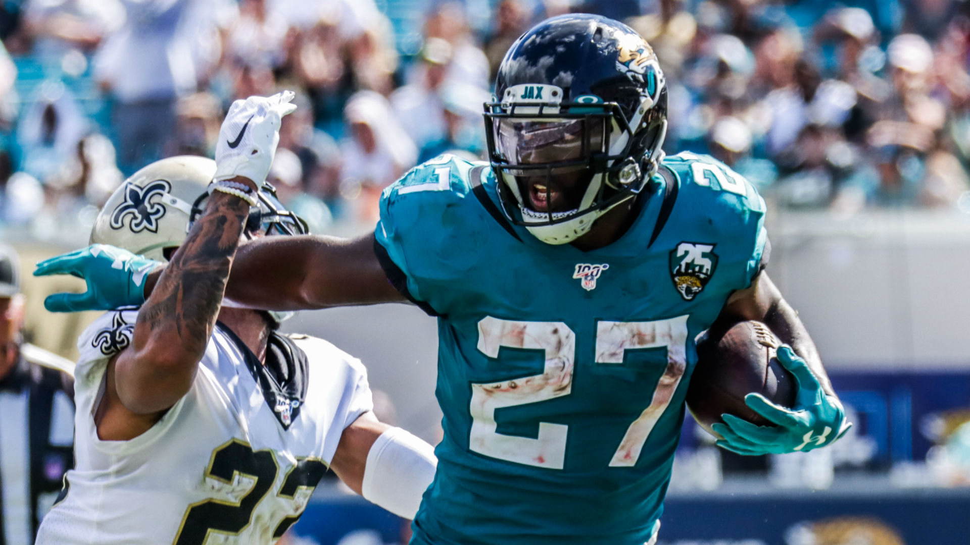 Predicting Week 9 fantasy football sleepers based on latest NFL betting line movement