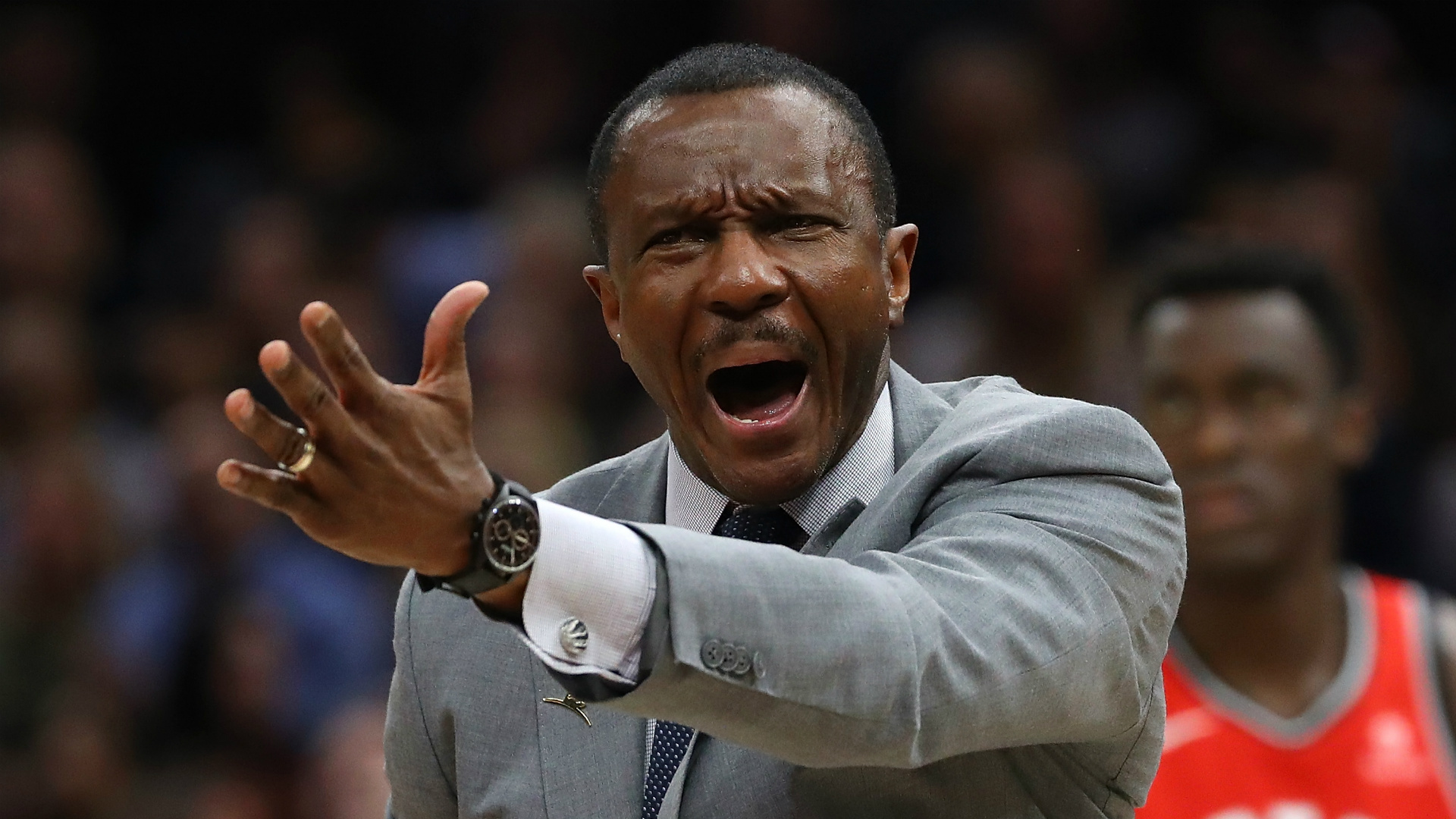 The Raptors Seriously Congratulated Dwane Casey on Coach of the Year Nomination