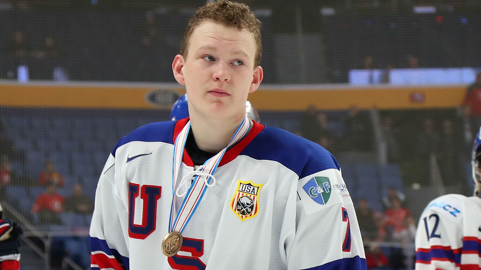 nhl draft 2018 brady tkachuk right there as possible