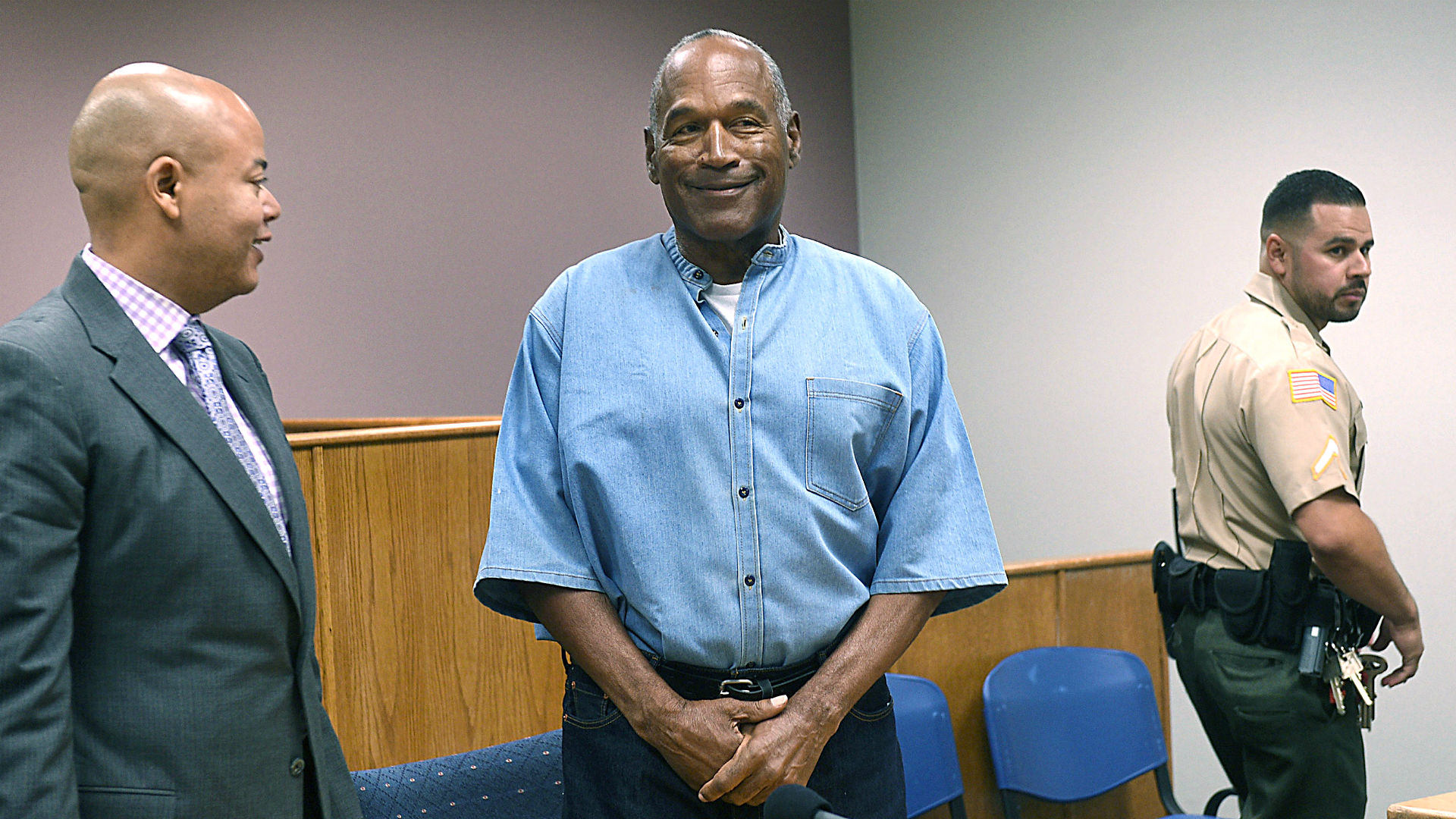 OJ Simpson to be released from prison on parole
