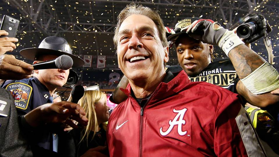 Alabama Georgia Sec And Other Biggest Winners In Early Signing
