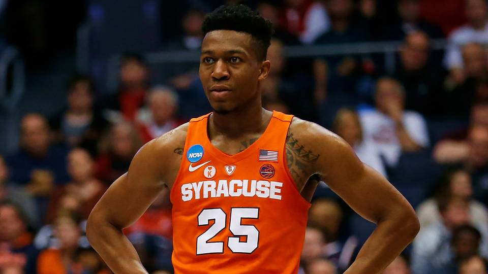 Syracuse's Tyus Battle ready to lead Orange by example ...
