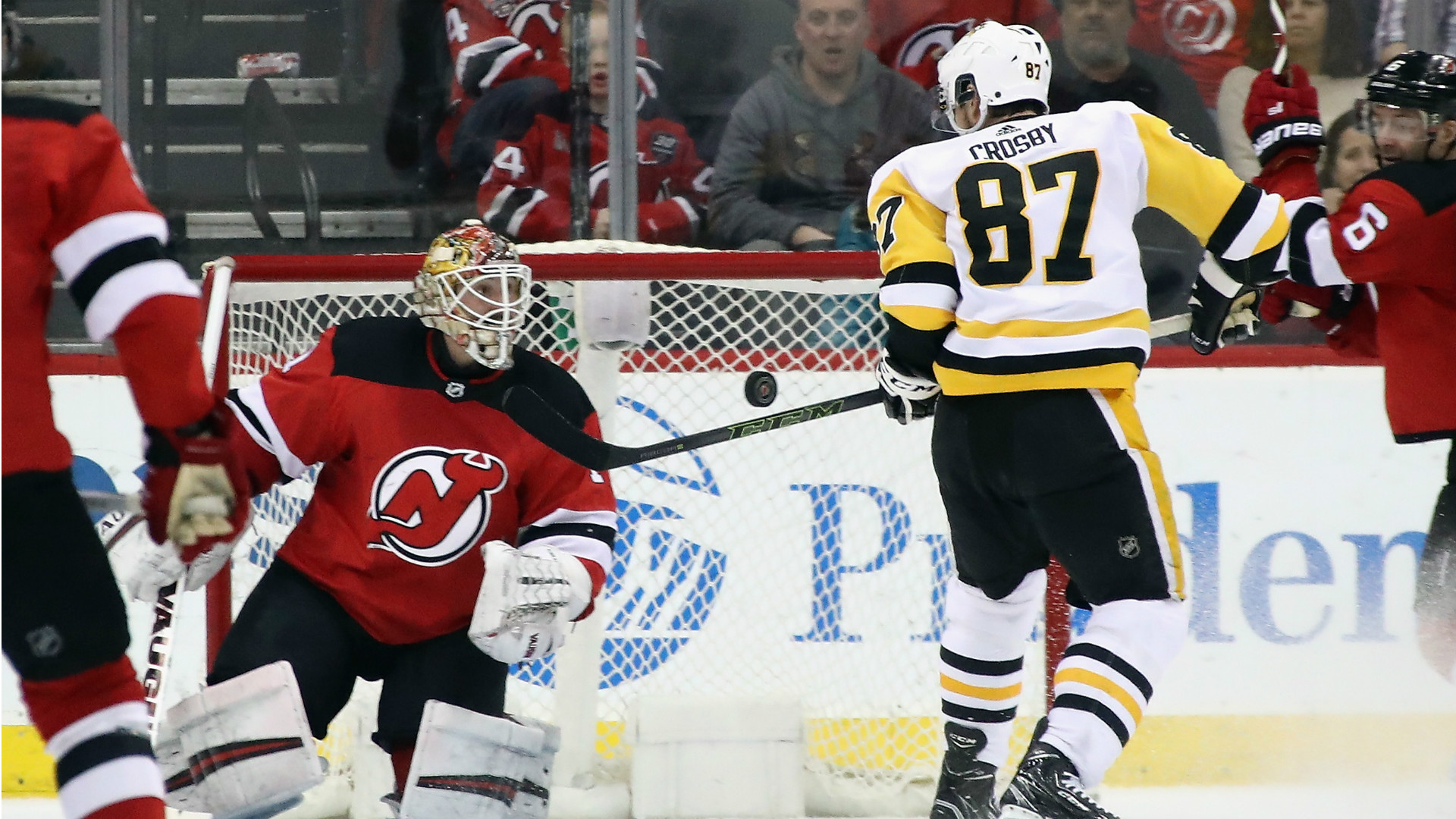National Hockey League roundup: Crosby scores in OT for Penguins