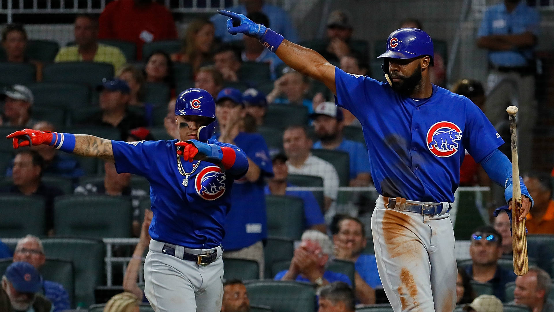 Cubs escape elimination, defeat Dodgers 3-2 in NLCS Game 4