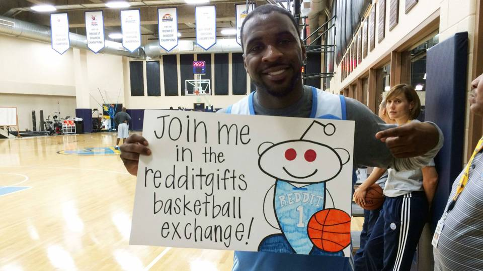 ty lawson surprises reddit users with signed nuggets gear nba