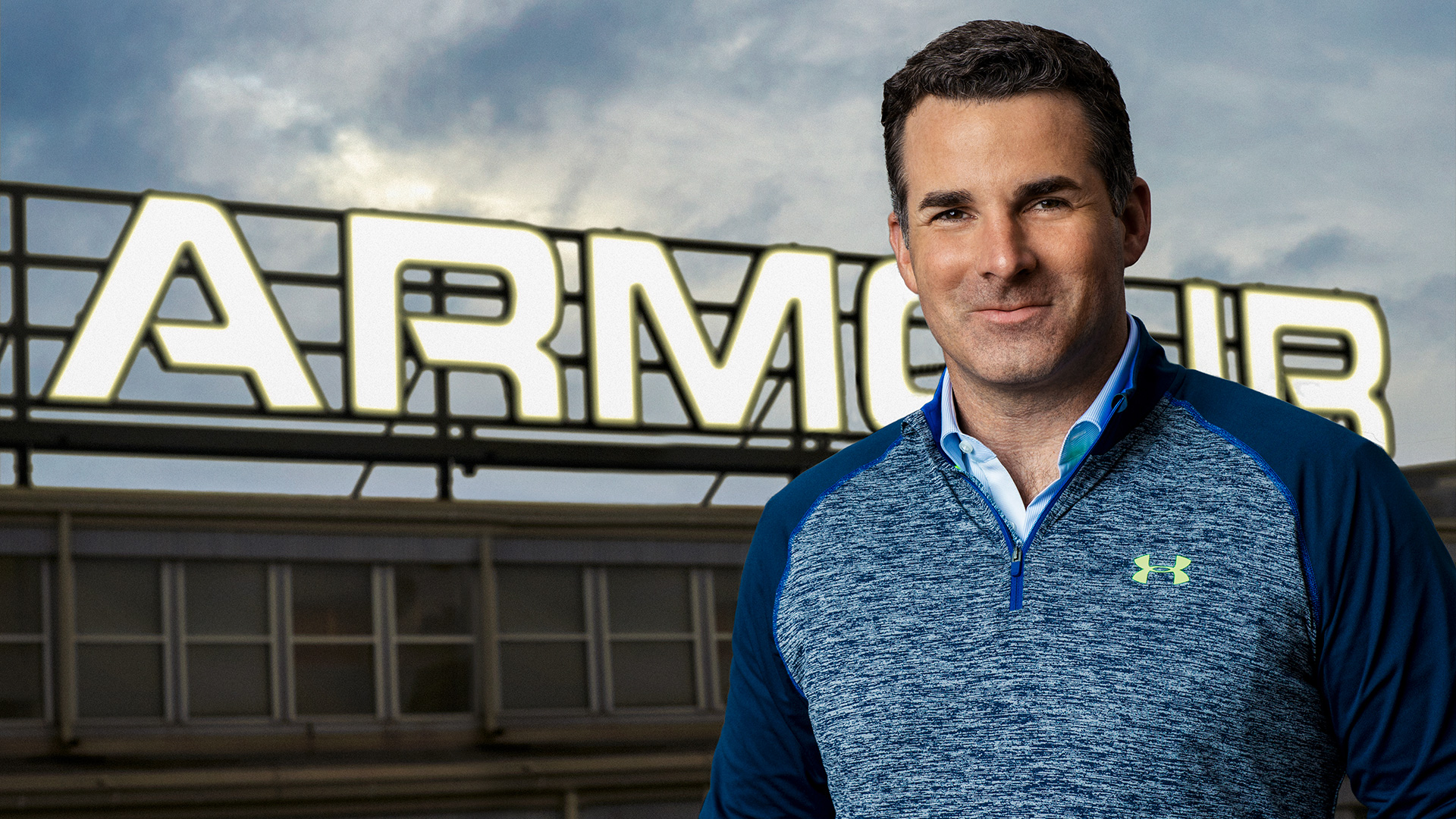 Under Armour CEO Kevin Planks wont name competitors recommend