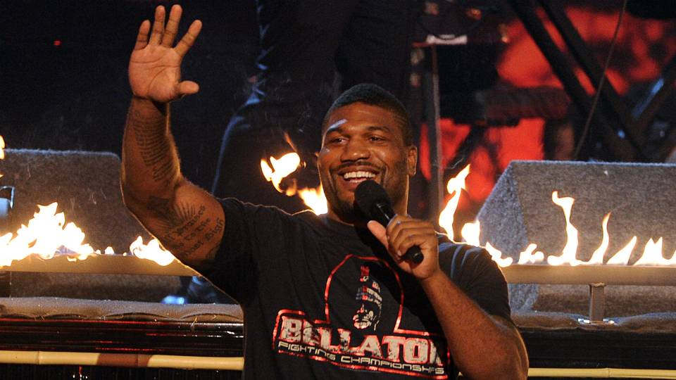 Rampage Jackson on Wanderlei Silva: 'I love punching him in the face'