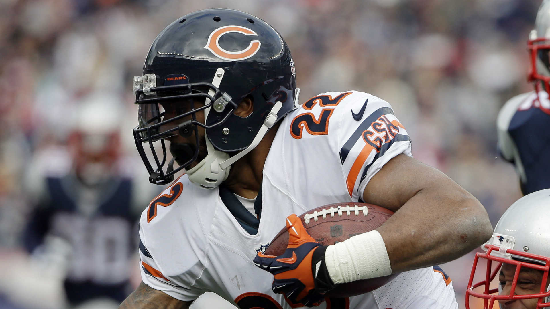 Projecting Bears' depth chart: Cutler, Forte, Jeffery behind Chicago overhaul