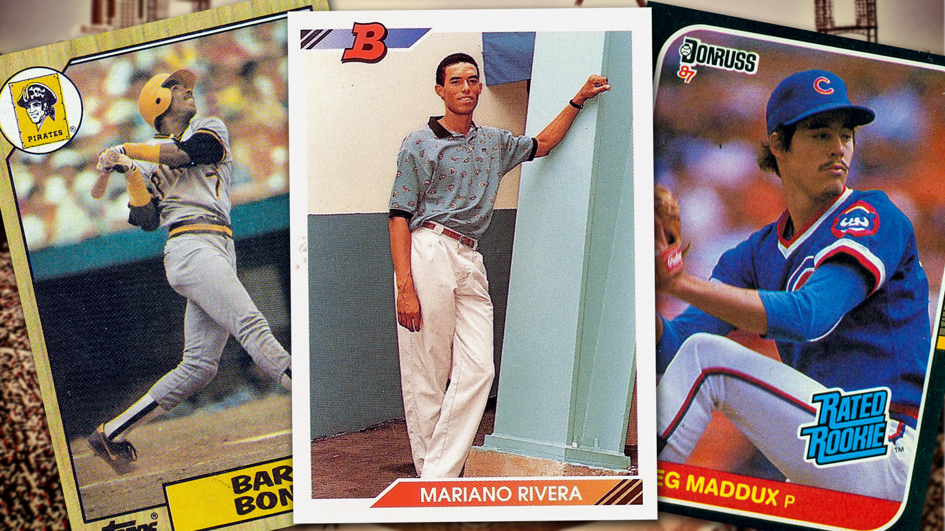 Cool We Love The 80S And 90S Baseball Cards The Top 15 Sets Of The Hairstyles For Men Maxibearus