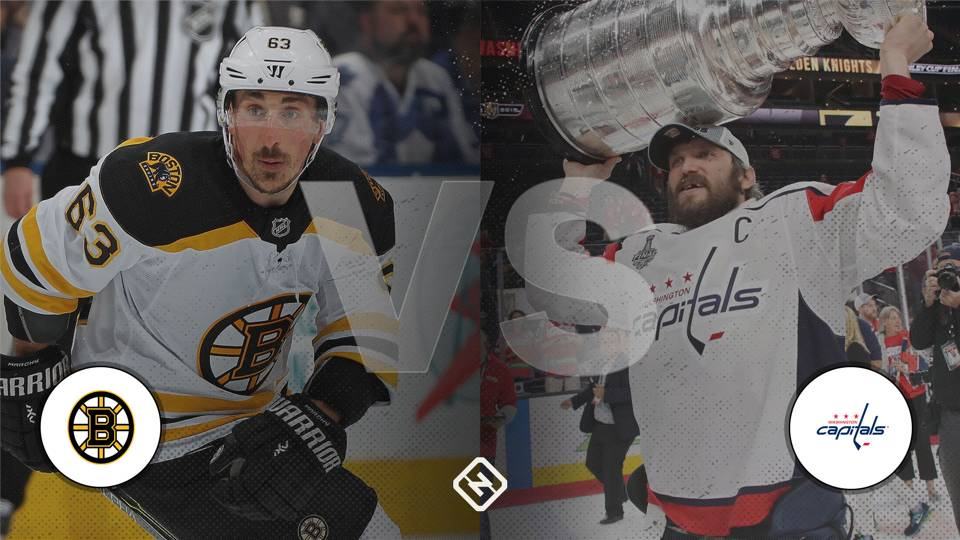 Capitals vs. Bruins  Time 1efe5b23c60