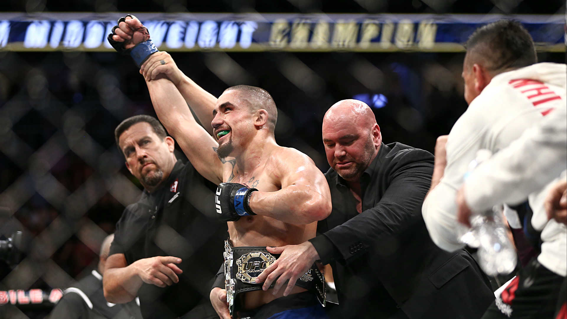 Robert Whittaker Injured, Yoel Romero To Face Luke Rockhold At UFC 221