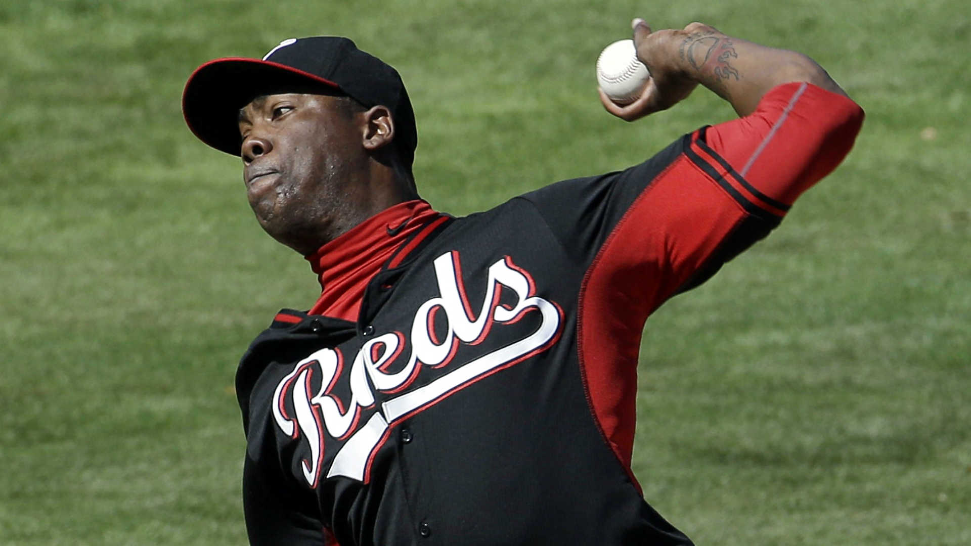 Closer Watch: Aroldis Chapman out, Reds assess fill-in closers