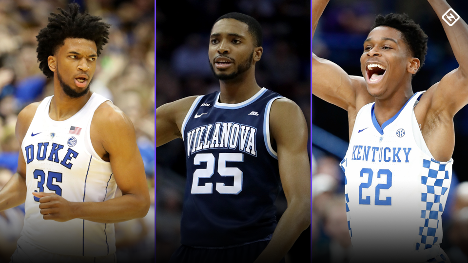 March Madness 2018 Despite Major Upsets Sweet 16 Holds Plenty Of NBA Draft Intrigue