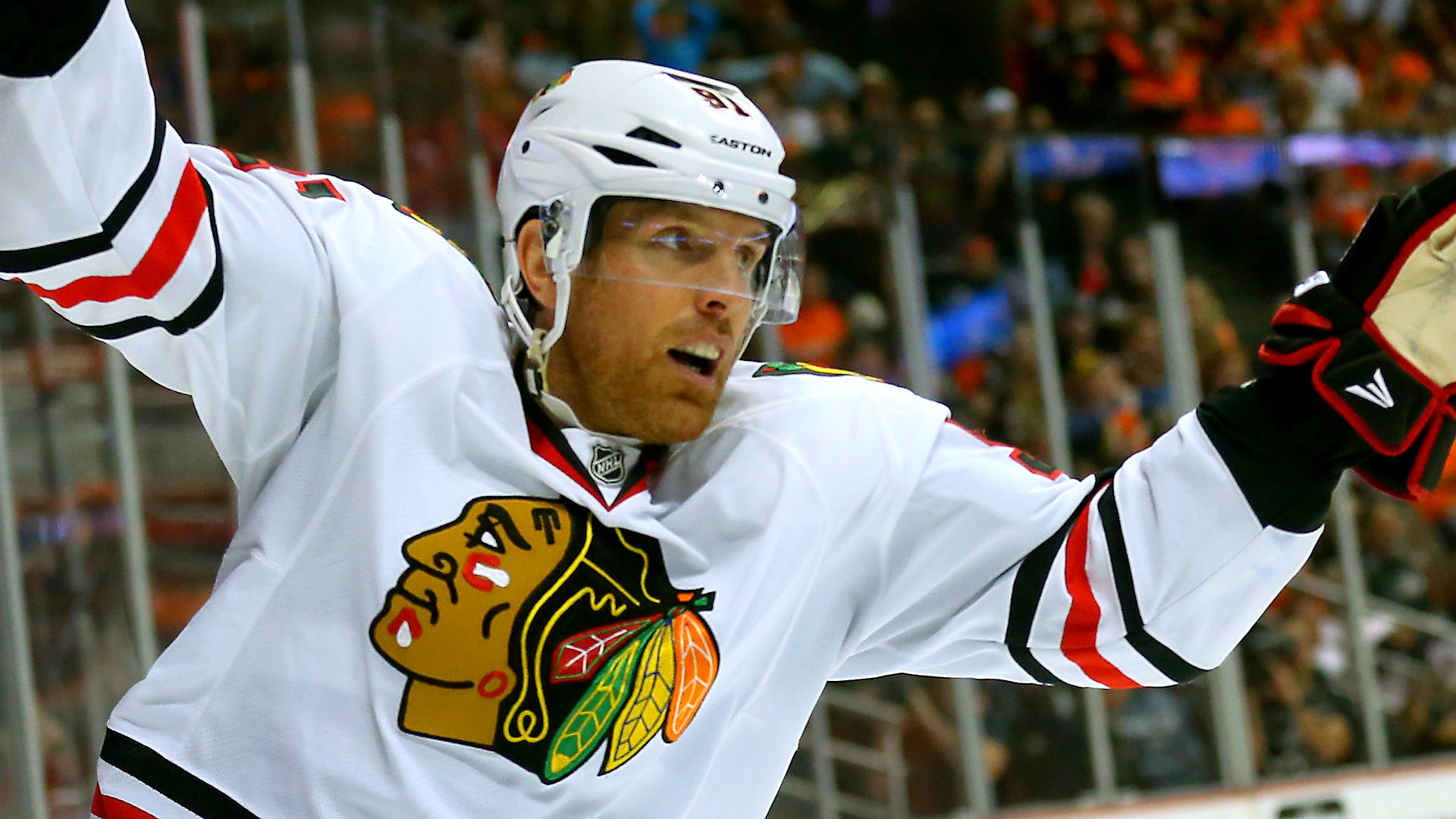 Pressure builds for Blackhawks-Ducks Game 7; Brad Richards knows