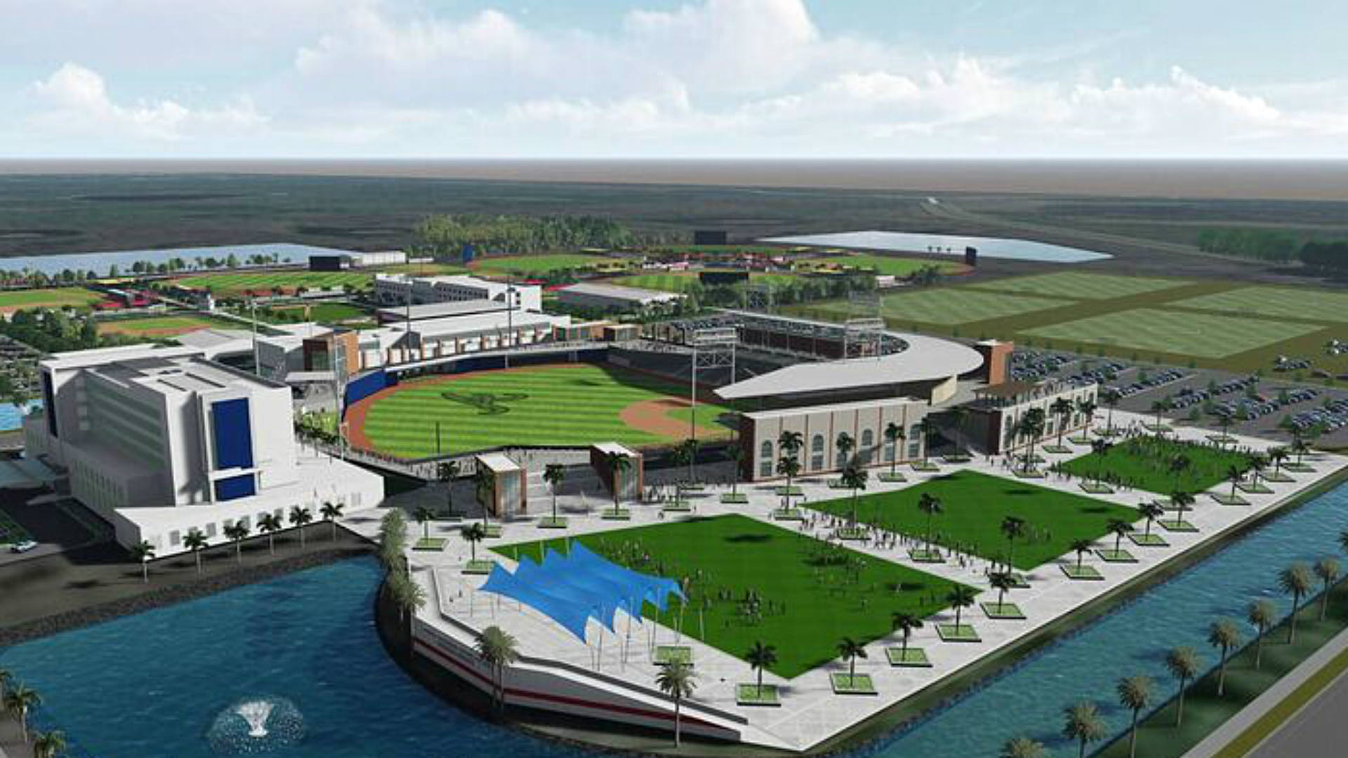 Atlanta Braves excited to move spring training to North Port