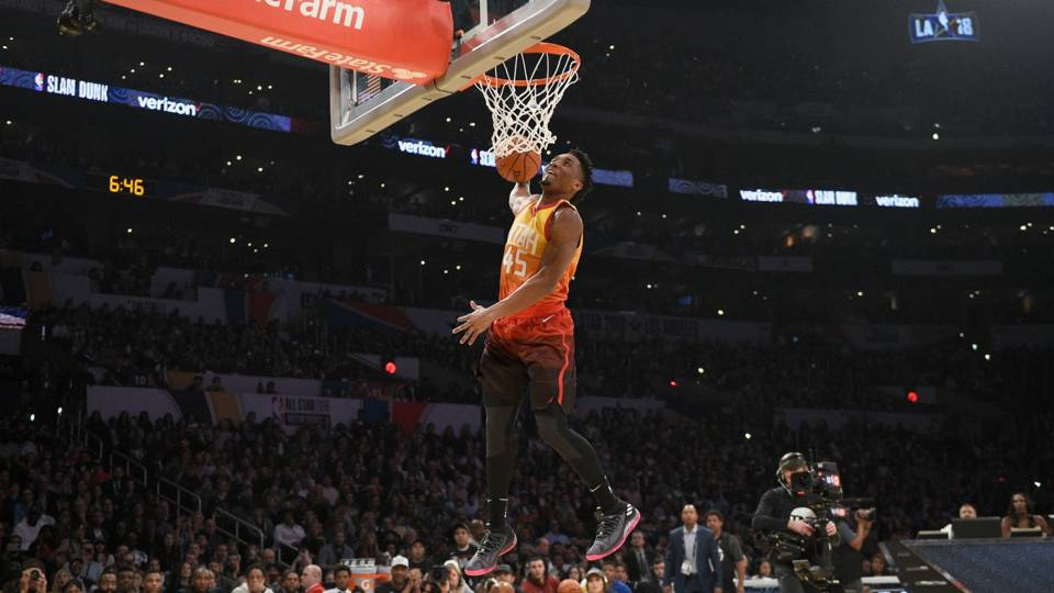 NBA All Star 2018 Slam Dunk Contest Updates Highlights Results