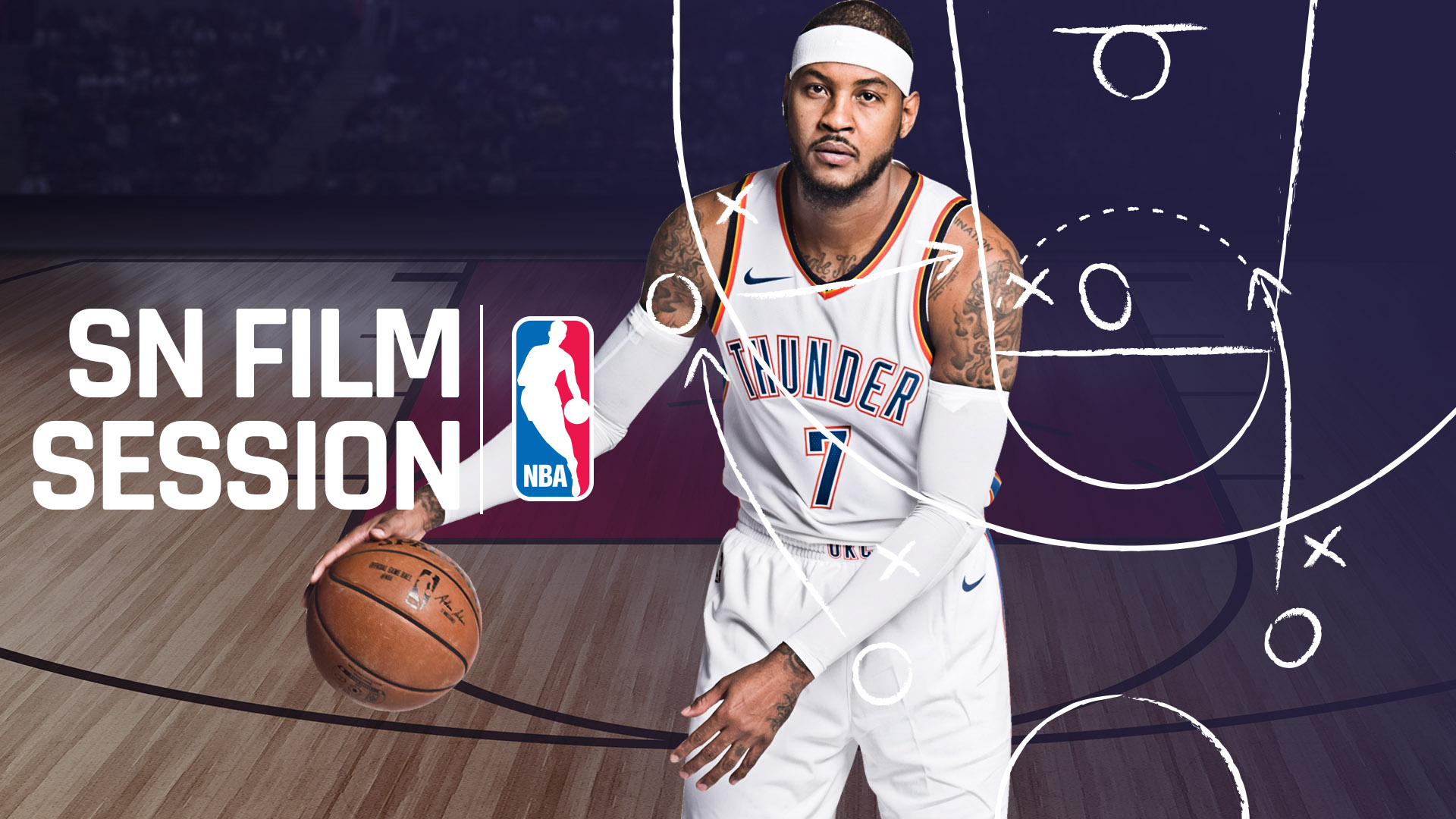 Carmelo Anthony Can Push Thunder Back To Elite Offensive Status