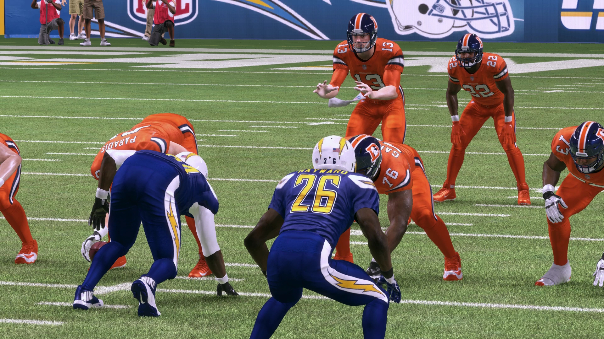 0ecd1355c Check out every team s Color Rush uniform in  Madden NFL 17 ...