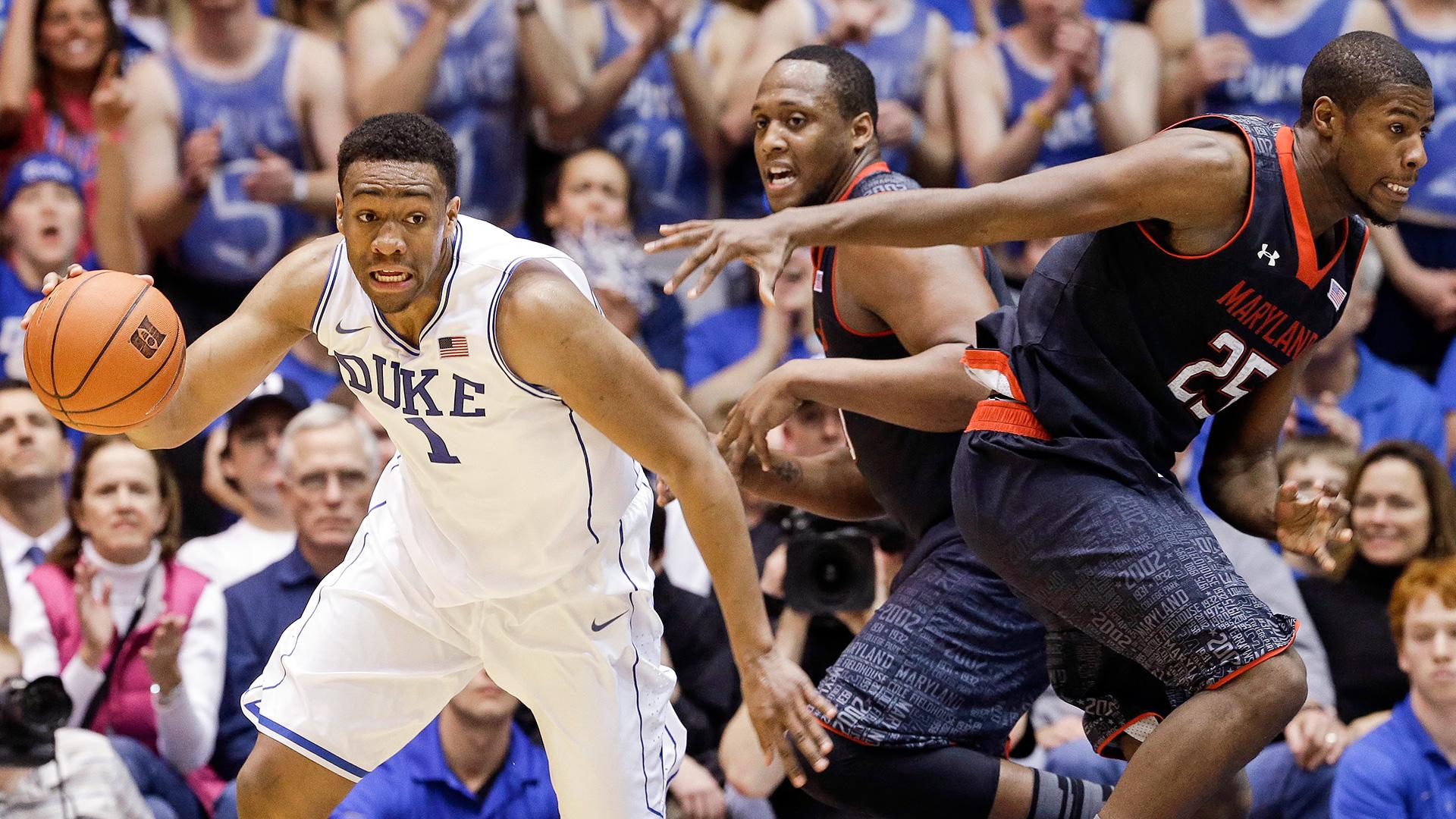 Dukes Parker Picks Up Honor
