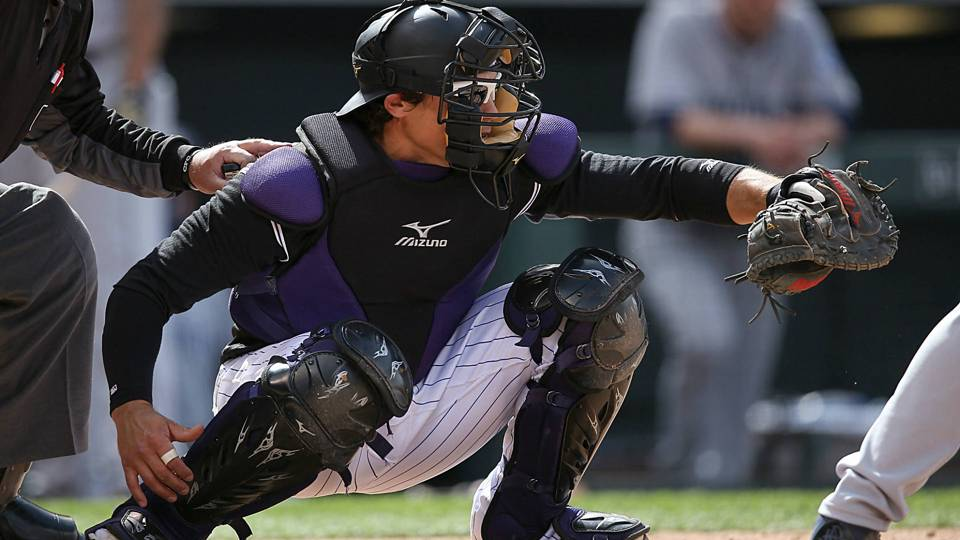 Rockies must overcome a new pitching problem: Pitch framing | MLB ...