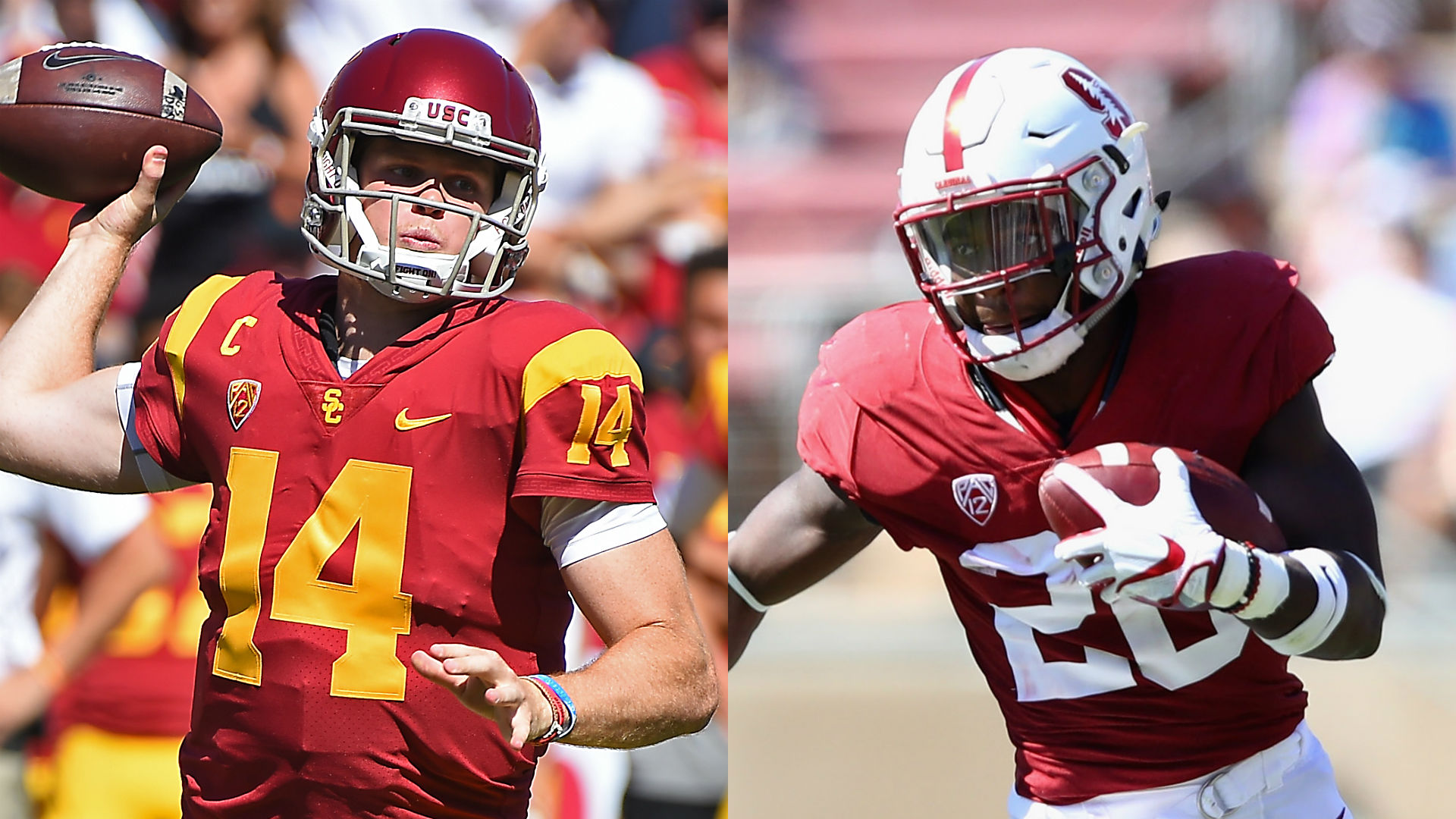 Pac-12 Championship Game: Betting odds, picks for USC-Stanford