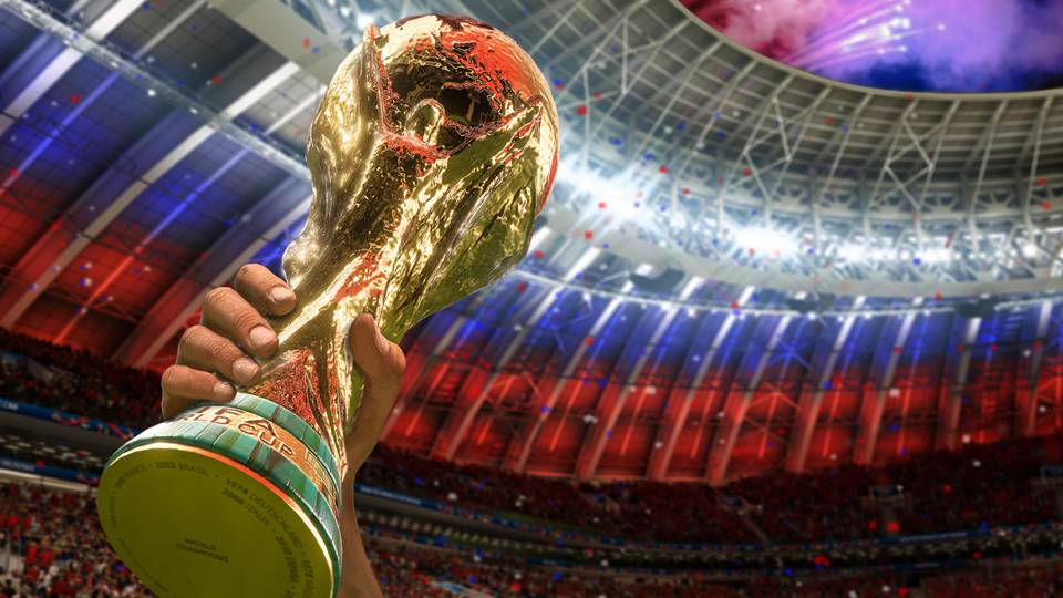 Fifa  World Cup Russia Trophy