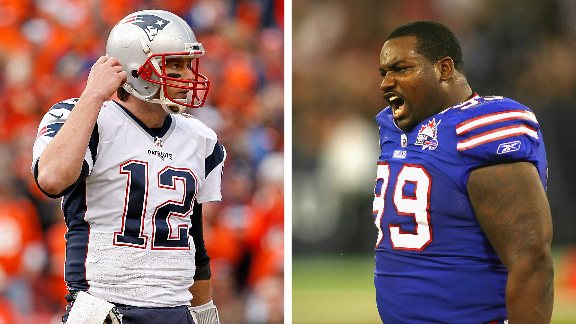 Marcell Dareus doesn t want to face Patriots without Tom Brady