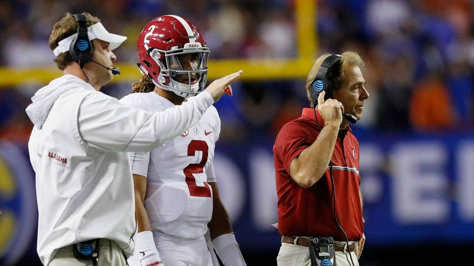 Lane Kiffin-Jalen Hurts-Nick Saban-120416-GETTY-FTR