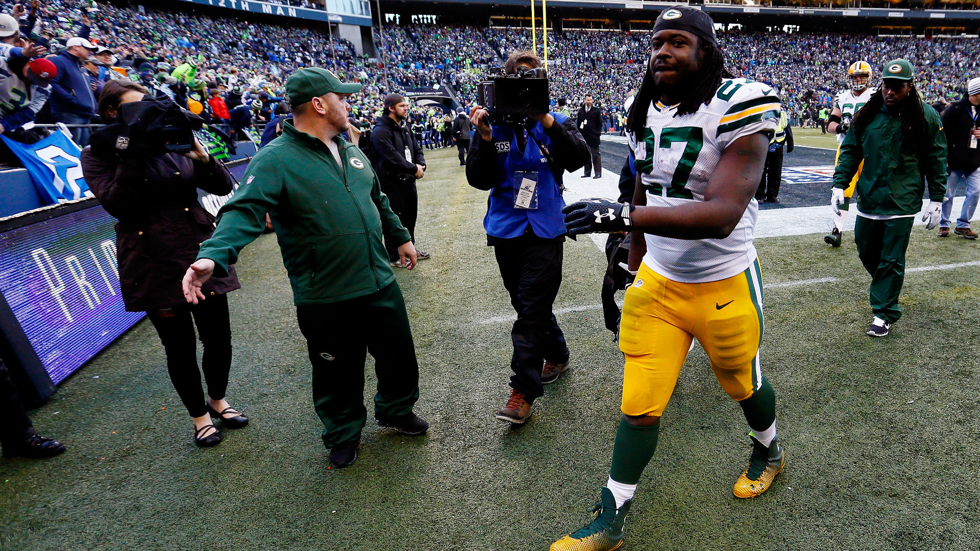 Eddie Lacy Before And After Eddie Lacy's mom sends...
