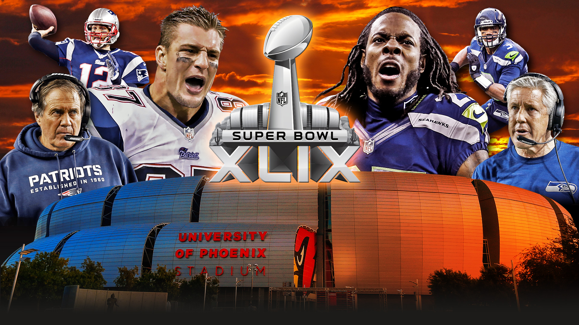 Super Bowl XLIX betting lines and picks – Defending champs in rare underdog role