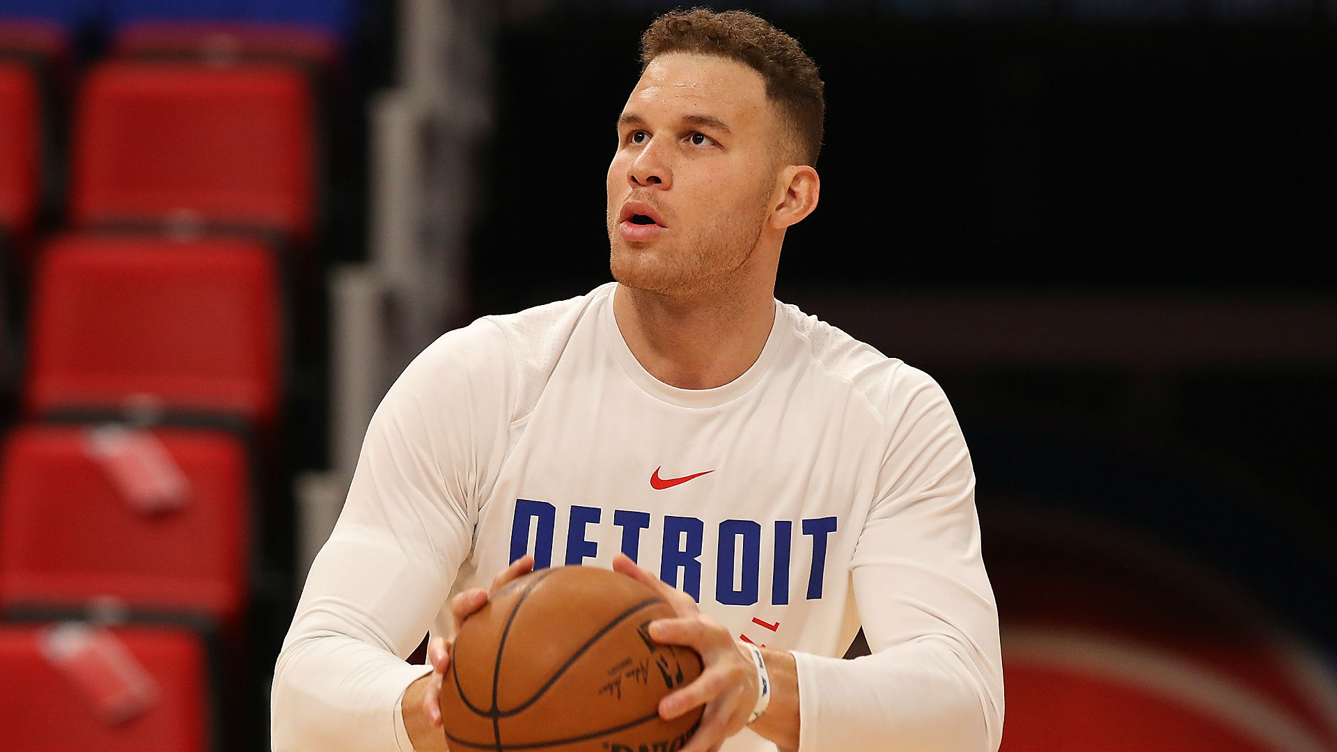 Pistons' Blake Griffin Pays $258000 in Monthly Child Support