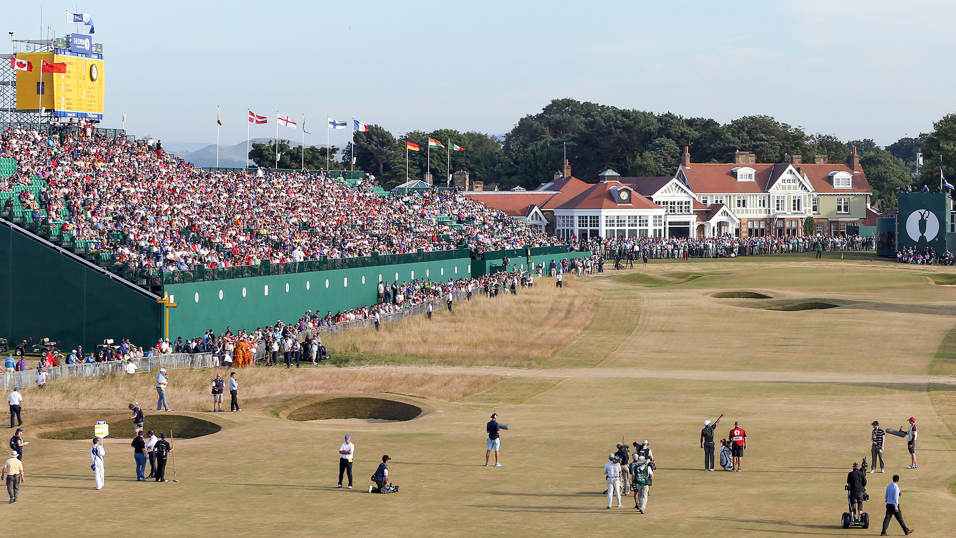 three courses that could replace muirfield in british open rotation