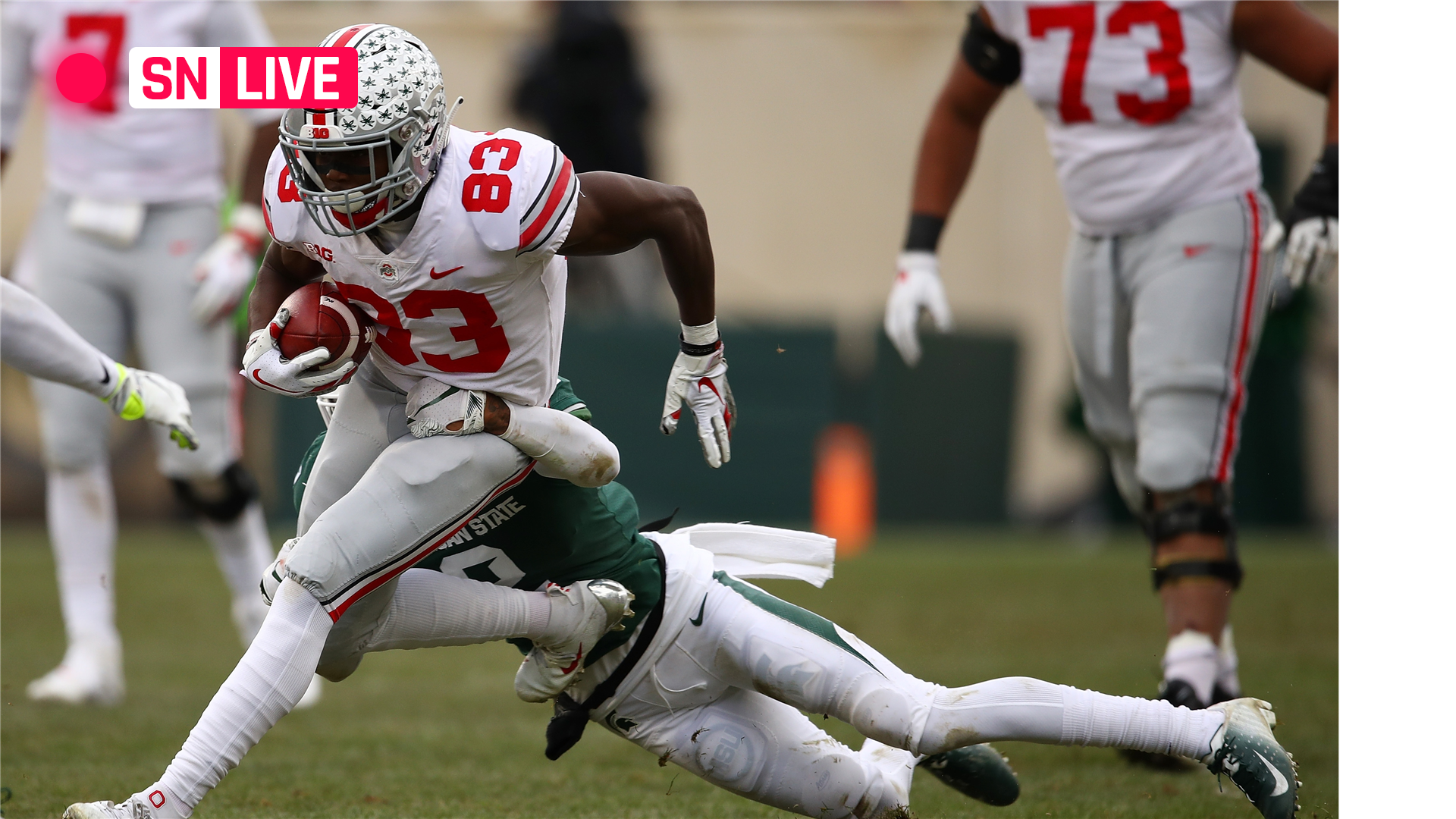 Ohio State Vs. Michigan State: Score, Live Updates, Highlights from Buckeyes & # 39; visit to East Lansing