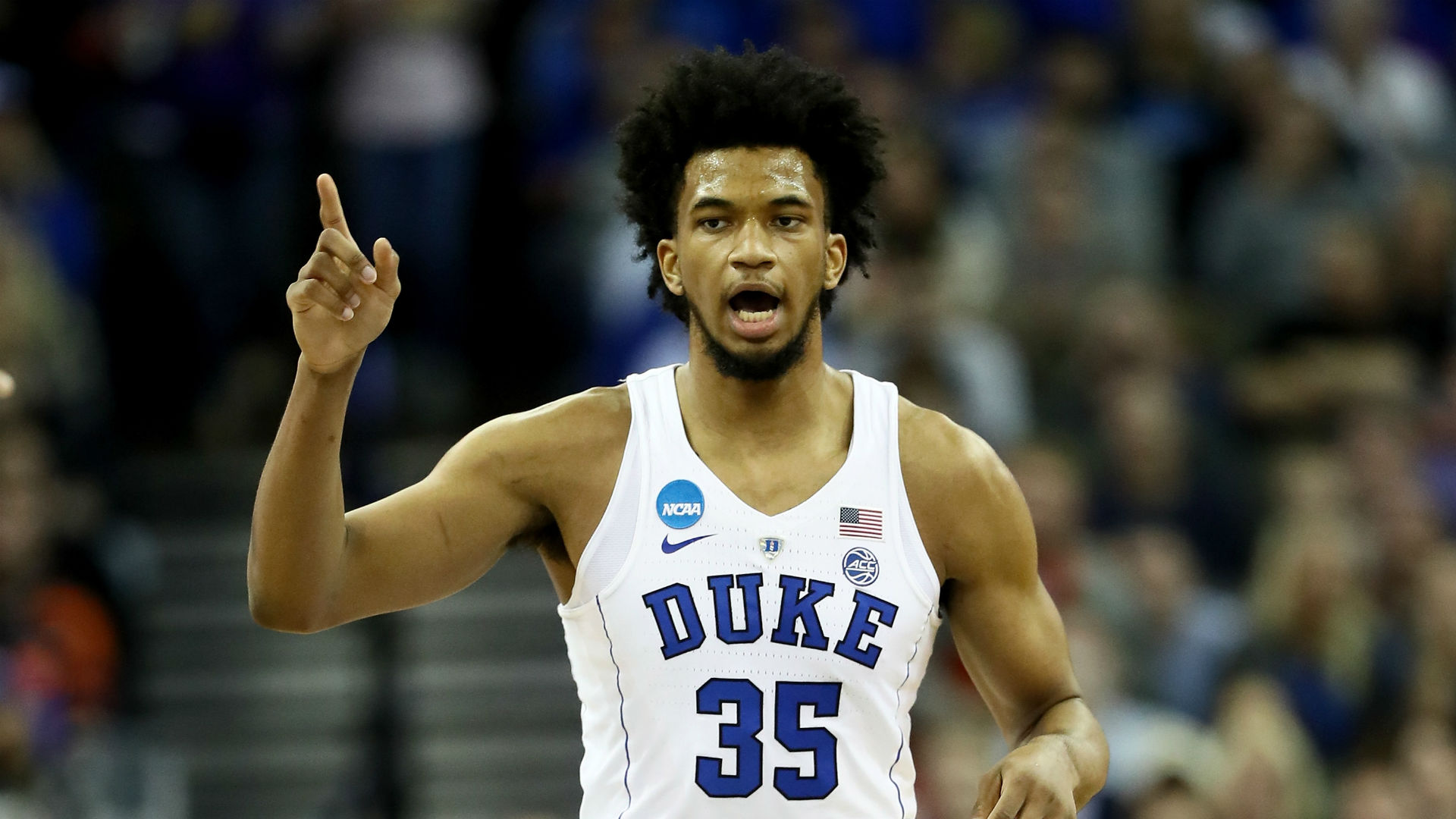 Malik Newman's overtime heroics beat Duke, send Kansas to Final Four