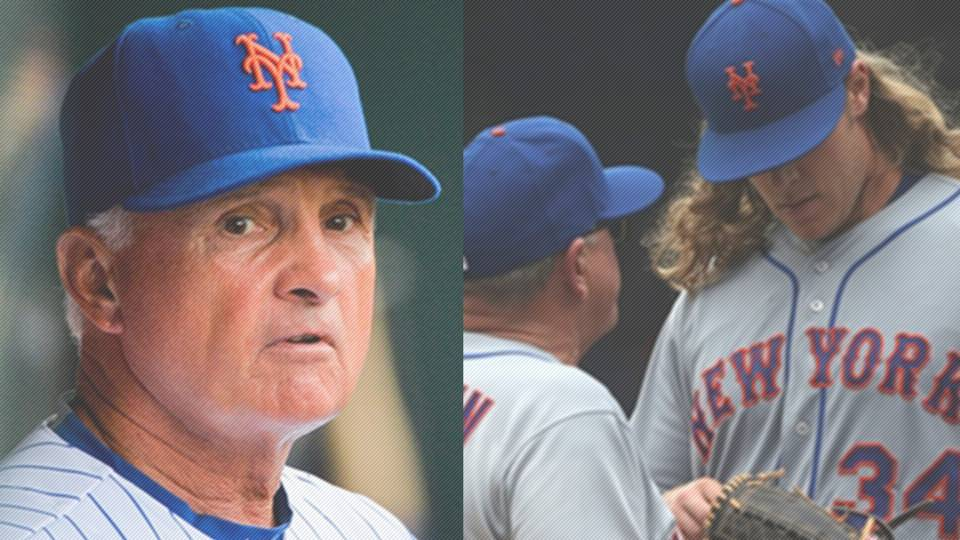 Terry Collins Noah Syndergaard FTR