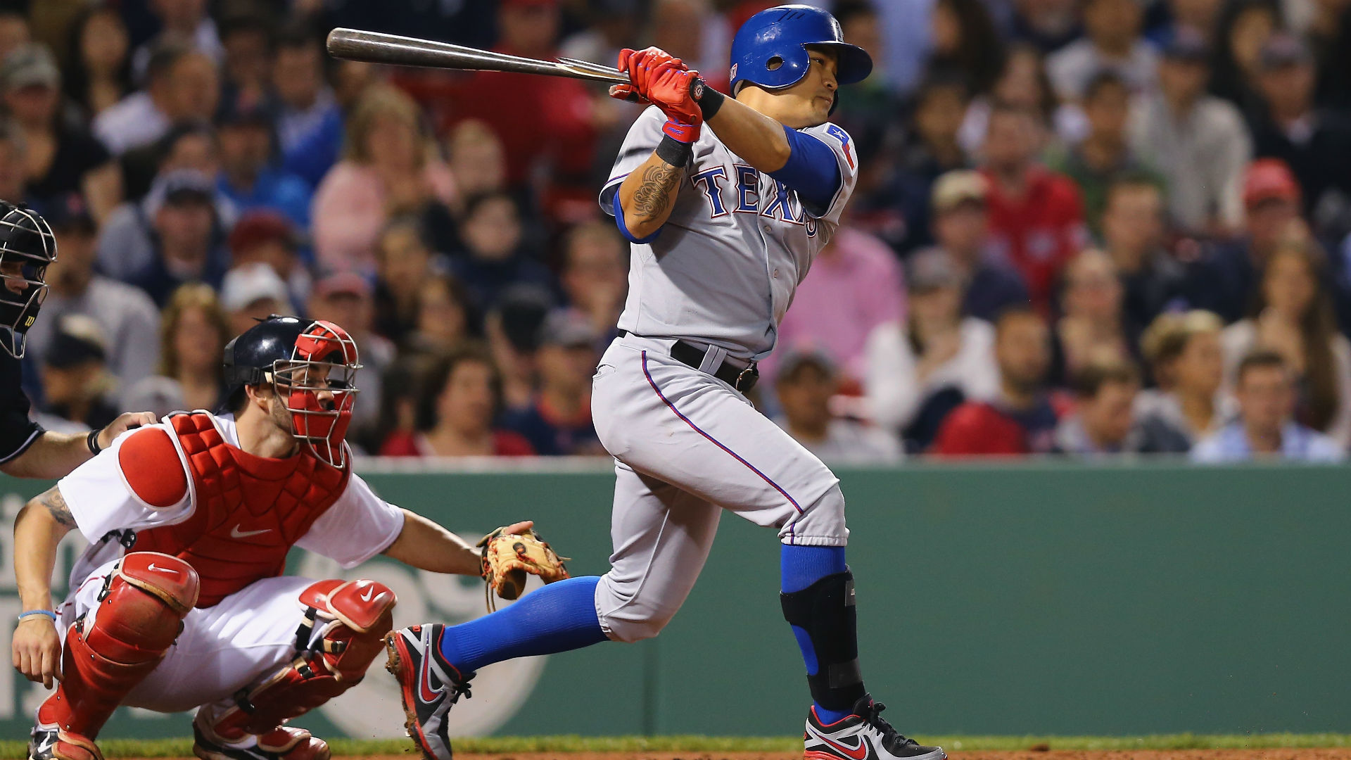 MLB odds and picks – Rangers face slumping Red Sox