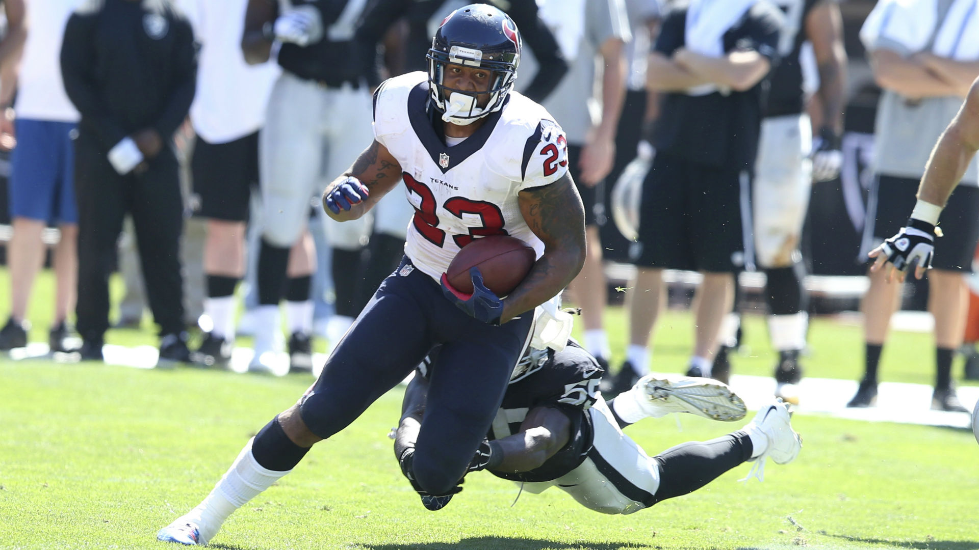 Injury Report: Trouble for Texans?