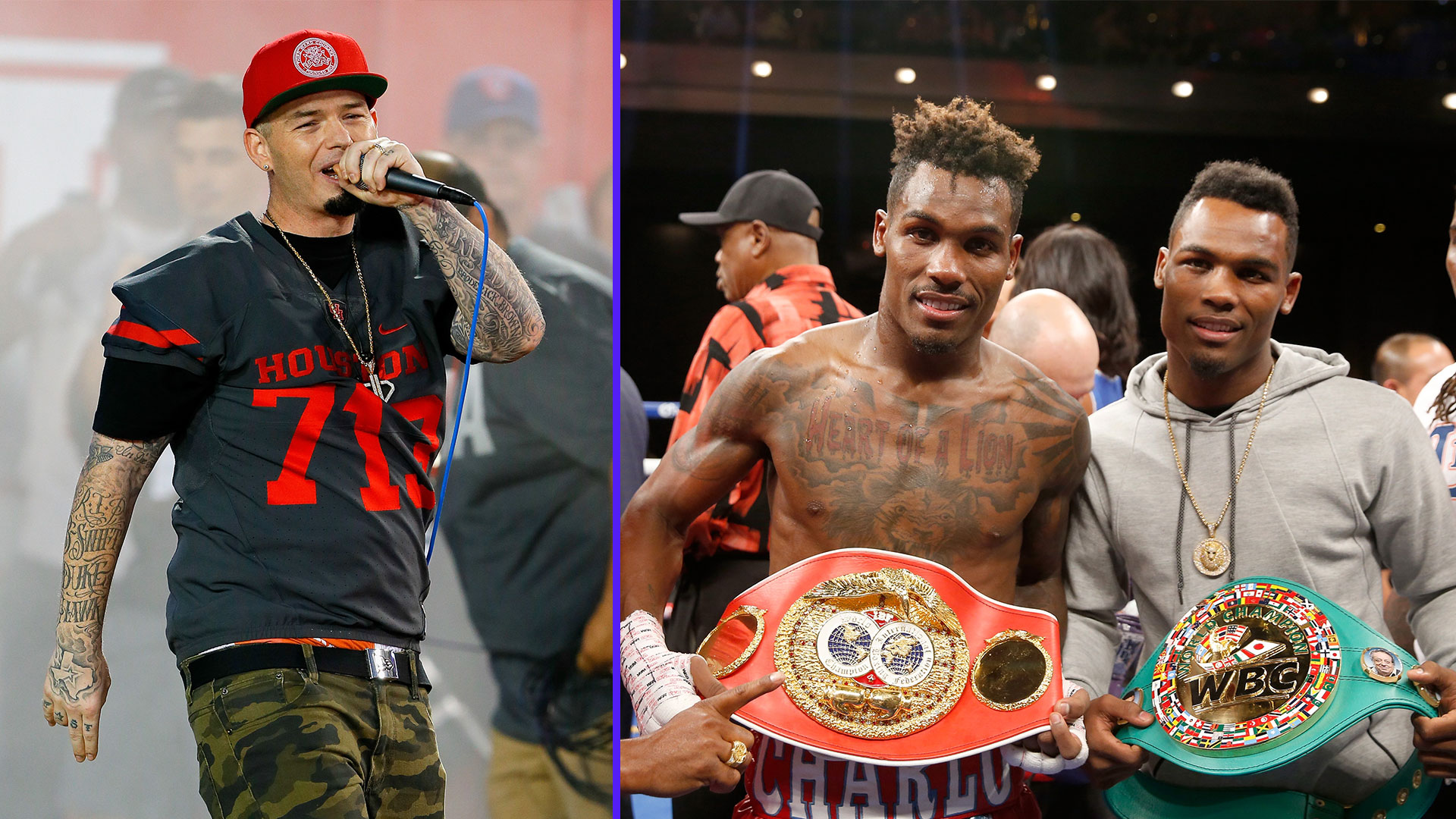 Jermall Charlo retains as twin brother Jermell suffers first loss