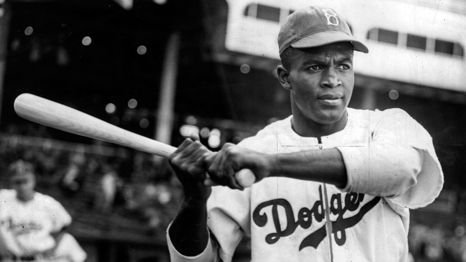 Jackie Robinson was one heck of a baseball player, beyond