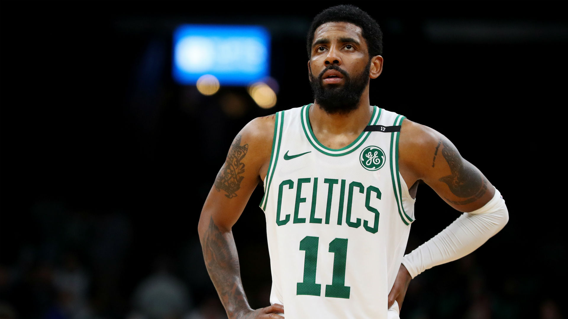 93be4ae2dc90 Kyrie Irving s Celtics tenure is about to end with a shrug