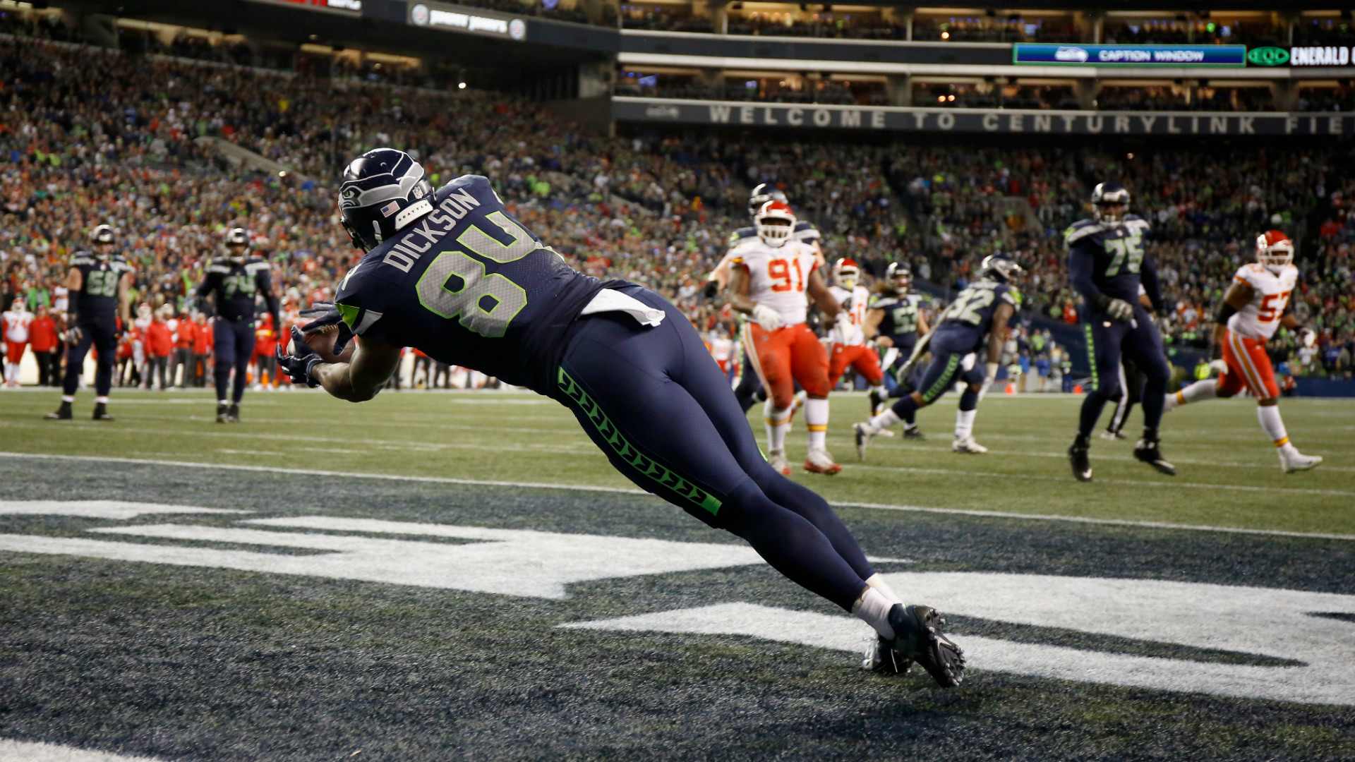 Chiefs Vs. Seahawks Results: Score, Highlights From
