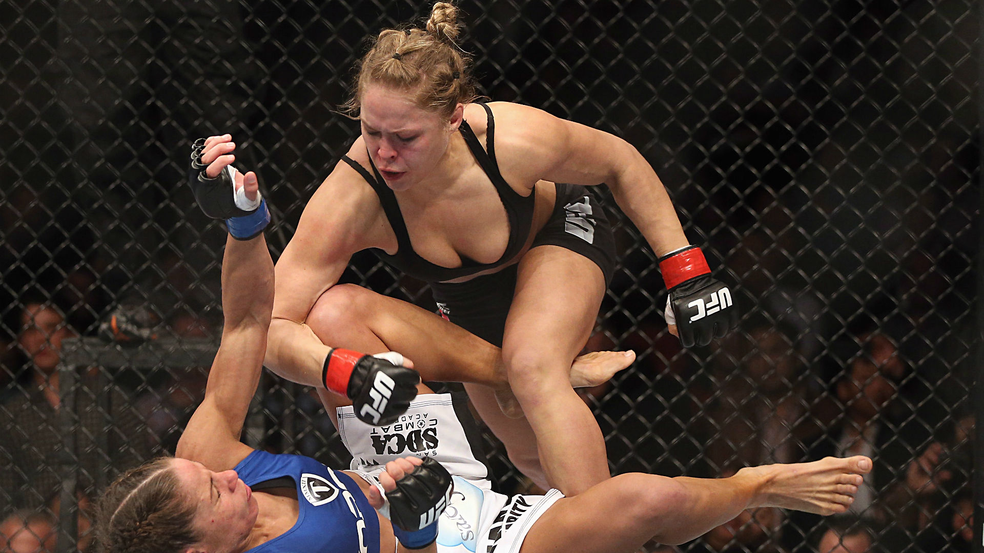 UFC 184 odds and picks – Ronda Rousey faces toughest opponent yet