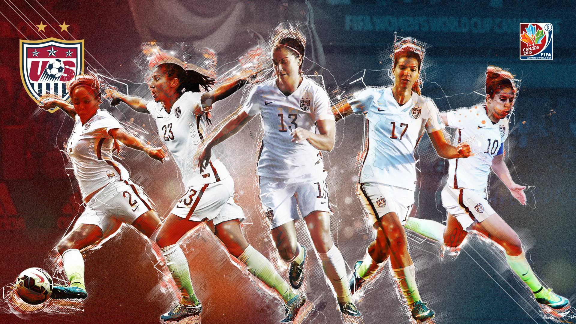 Women's World Cup 2015 Final, USA vs Japan: Live updates as USA wins first title since '99 ...