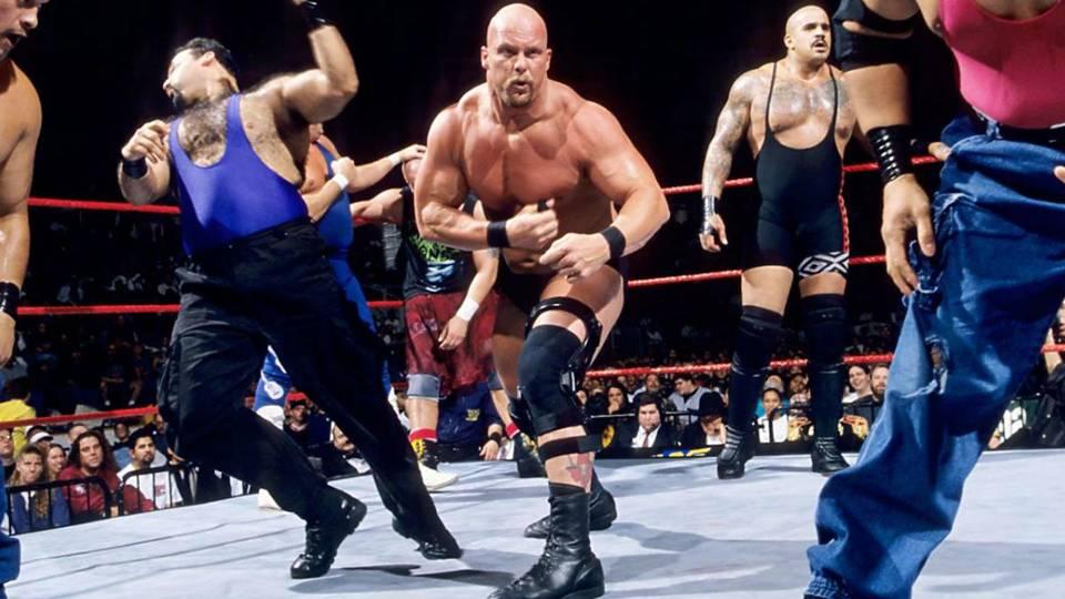 Stone Cold Steve Austin Rumble WWE FTR 011017